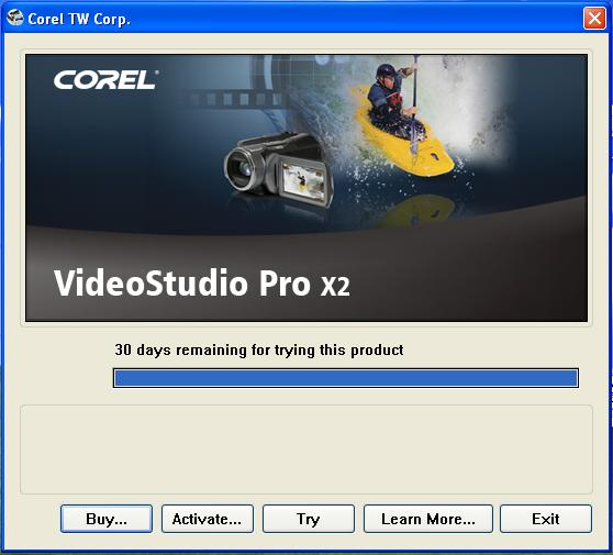 corel videostudio pro x2 clubic