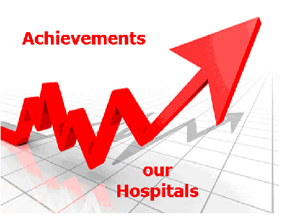 ِِAchievements of our Hospitals