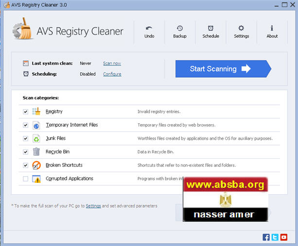 لتنظيف ريجستيري الويندوز المخلفات Registry Cleaner 3.0.5.275 2018,2017 184050986.jpg
