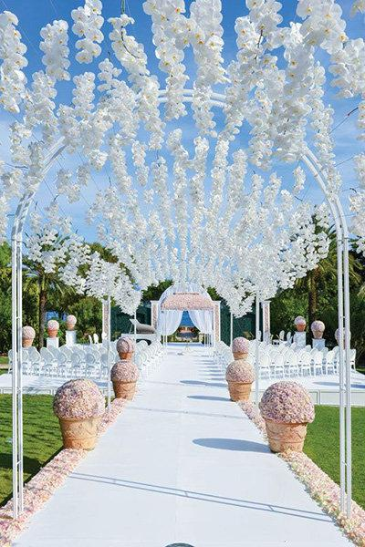 بالصور افكار رائعة لزفاف صيفي انيق حصري 2017 136961060.jpg