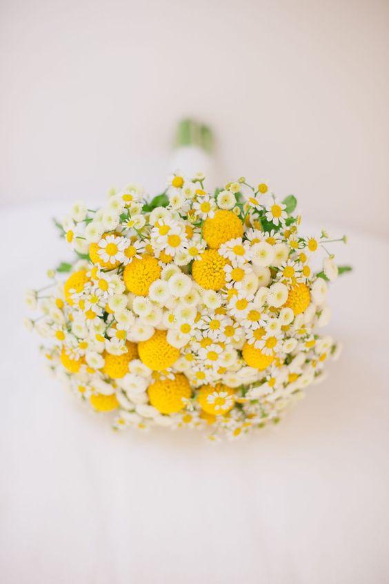 اجمل مسكات ورد باللون الاصفر لعروس عيد الاضحى 2017