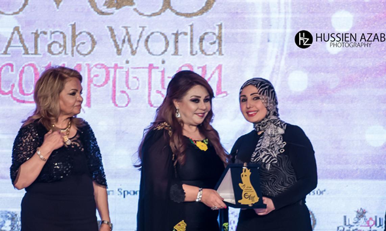 للمرة الثانية ..تكريم الاعلامية فاطمة داوود ضمن فعاليات مهرجان السياحة العربية بدورته ال11