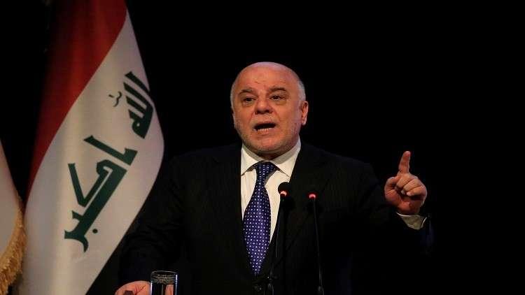 العبادي: لن نسمح باستغلال الأراضي العراقية ضد إيران من قبل الناتو أو غيره