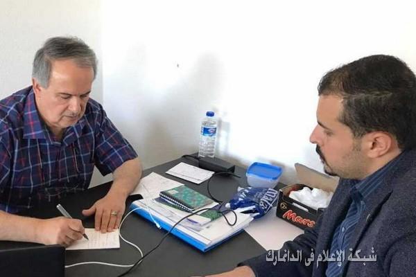 محاكاة عملية واختبار لاستخدام الاجهزة الحديثة في العد والفرز وارسال النتائج الى بغداد