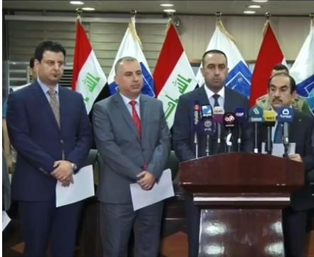 أعلنت المفوضية العليا المستقلة للانتخابات في العراق، النتائج الأولية