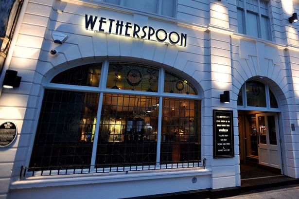 Wetherspoon's and McDonald's staff to strike together