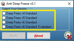 deep freez gratuit illimit