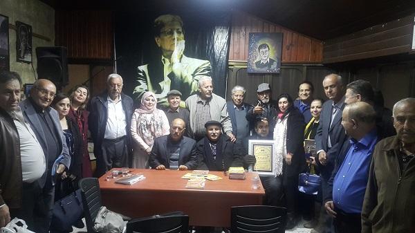 كفر ياسيف تُكرّم أحمد فوزي أبو بكر! / آمال عوّاد رضوان