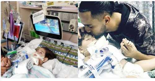 بعد كفاح أمه لرؤيته.. الطفل اليمني عبد الله حسن يفارق الحياة