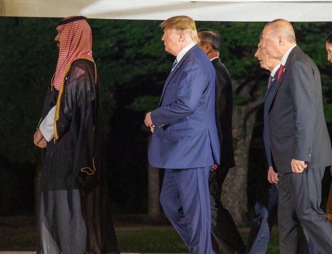 رد: ترامب : السعودية وافقت على أن تدفع مقابل كل ما سنرسله من قوات
