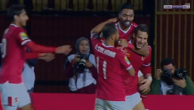 ملخص مباراة الاهلي والهلال السوداني 2 1 دوري ابطال افريقيا